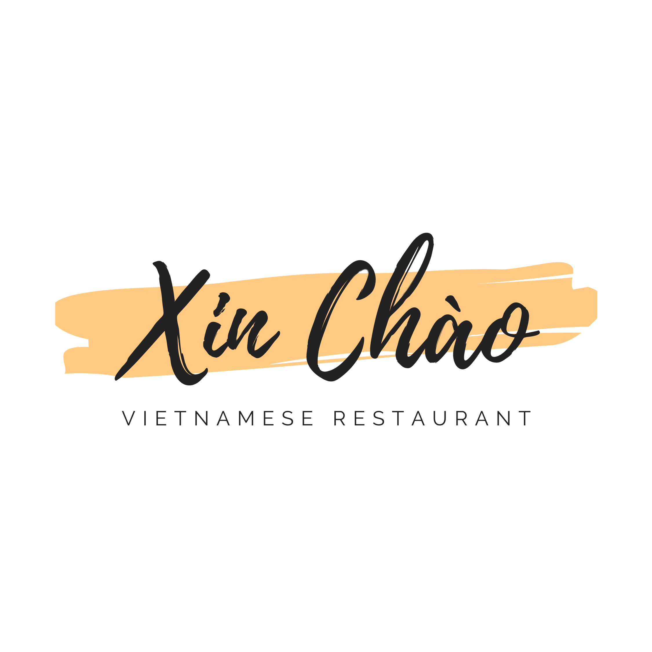Xin Chào logo